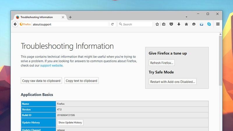 ترفندهای ساده برای افزایش سرعت در فایرفاکس  2